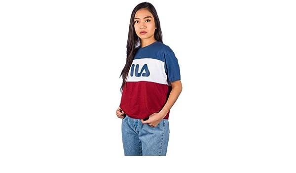 Camiseta Tee Amazon Allison Accesorios es Fila Y Ropa qfvZExEwH