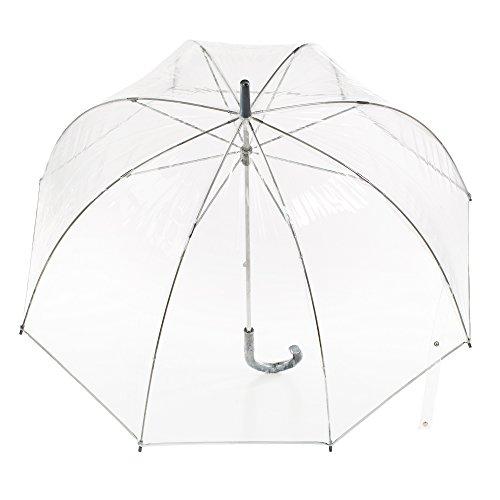 عروض totes Women's Clear Bubble Umbrella