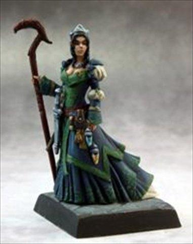 Pathfinder Miniatures: Sheila Heidmarch, Venture Captain