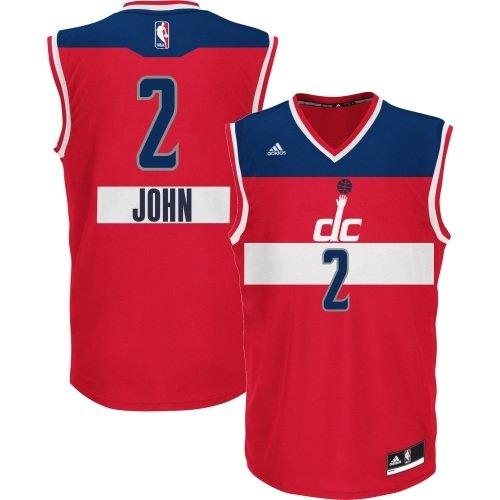 John Wall Washington Wizards #2 NBA Men's Christmas Day Jersey (XLarge)