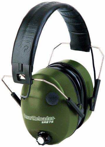 sr875 electronic hearing protection earmuff