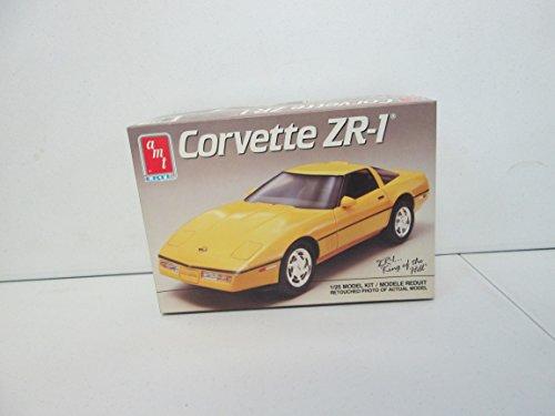 AMT ERTL Corvette ZR-1 1:25 model kit (Ertl Model)