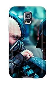 Janice K. Alvarado's Shop Best 4614841K88519498 Protection Case For Galaxy S5 / Case Cover For Galaxy(bane Batman Dark Knight Rises)