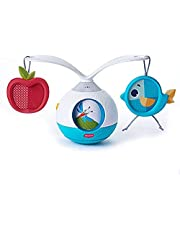 Tiny Love Tummy Time Mobile Entertainer, Blue, One Size