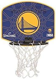 Spalding Mini Canasta de Baloncesto NBA Golden State Warriors ...