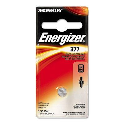 Energizer 377BPZ General Purpose Battery - Silver Oxide - 1.55V DC ()