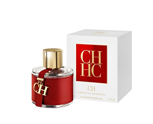 Carolina Herrera Ch Carolina Herrera (new) By Carolina Herrera For Women. Eau De Toilette Spray 3.4-Ounces