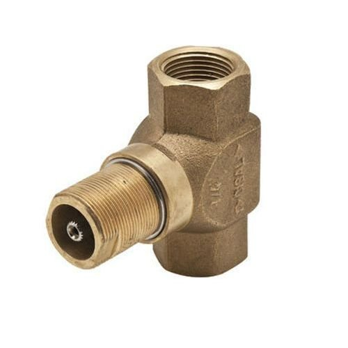 Rohl ZA33BO Cisal Concealed Wall Valve 3/4-Inch Npt Volume Flow Control Rough Body Only with 1/4 Turn Ceramic Disc (1/4 Turn Ceramic Disc)