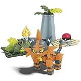 Mega Bloks FPL98 Construx Pokémon Torracat