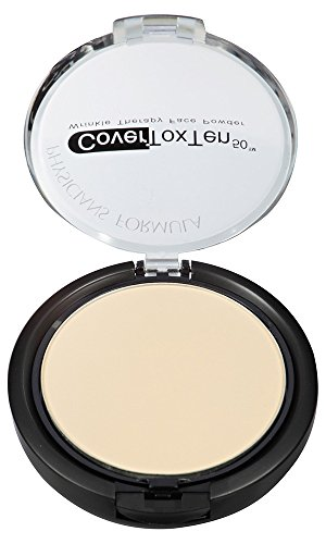 (Physicians Formula Covertoxten Wrinkle Therapy Face Powder, Translucent Medium, 0.3-Ounces)