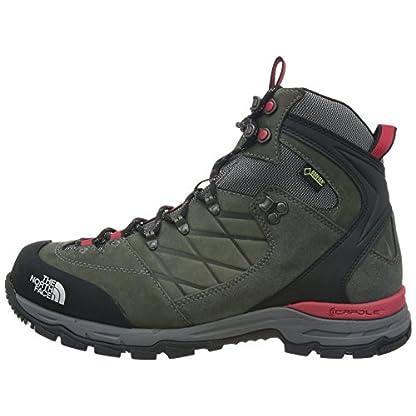 The North Face Men's Verbera Hiker GTX II High Rise Hiking Shoes, 12 UK 7