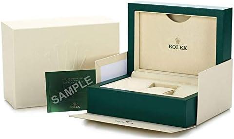 41CqDtigARL. AC  - Rolex Oyster Perpetual Dark Rhodium Dial Oystersteel Men's Watch Ref. 114300