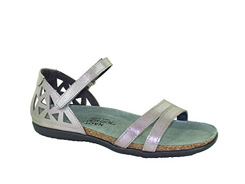 Bonnie Shoes SILVER THREADS Womens Silver NAOT Footwear 7qwxpgwF
