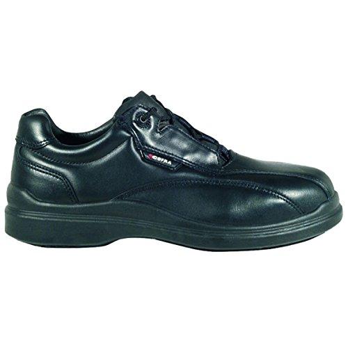 """Cofra 58230–000.w39Talla 39S3""""Barber"""" zapatos de seguridad, color negro"""