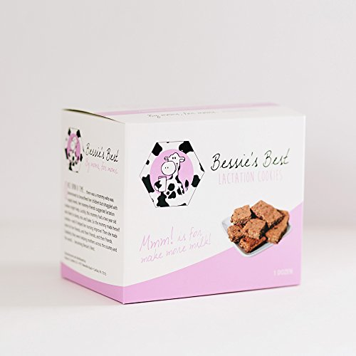 Bessie's Best Lactation Cookies - One Dozen
