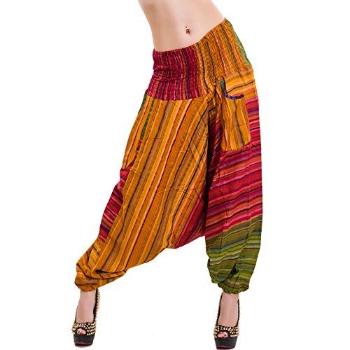 Fantasia pantaloni 303 Overall Toocool harem sarouel IND 1 donna turca adOq55Zw8