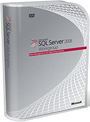 Microsoft SQL Server 2008 Workgroup - 5 Client