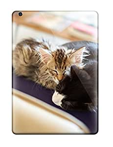 New Arrival Premium Air Case Cover For Ipad (kittens Sleeping)