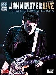 Cherry Lane John Mayer Live - The Great Guitar Performances