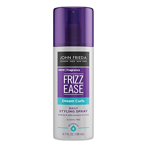 John Frieda Frizz Ease Dream Curls Daily Styling Spray, 6.7 Ounces (John Frieda Spray)