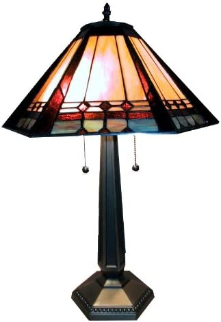 Warehouse of Tiffany's 1803 Mission Style Table Lamp