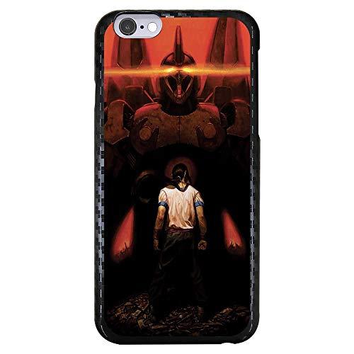 Capa Intelimix Carbono Preta Apple iPhone 6 6s Games - GA41