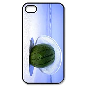 Hard Shell Case Of Watermelon Customized Bumper Plastic case For Iphone 4/4s
