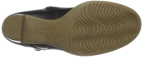 Ecco Saunter 244123-01072 - Botas de cuero para mujer Marrón (Marrone (Braun (COFFEE)))