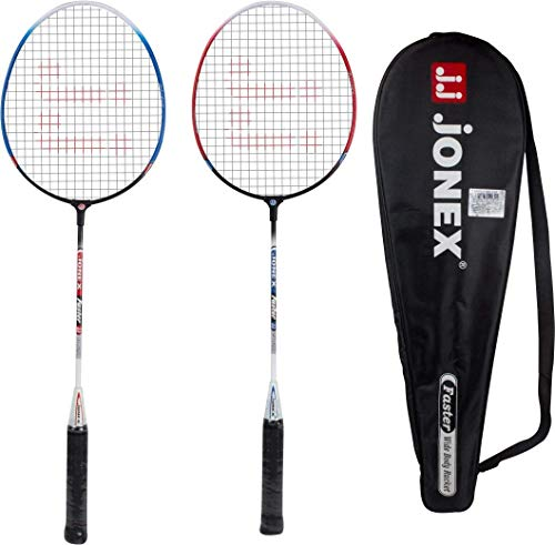 JJ Jonex Set of 2 Faster Badminton Racquets