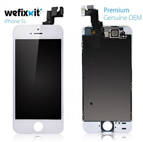 iphone 5s screen kit iphone 5s premium lcd screen replacement amp repair kit 14861