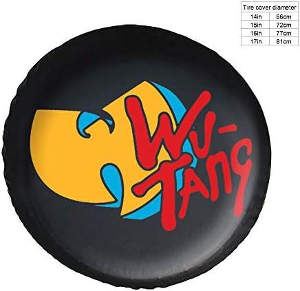 Wu Tang タイヤカバー タイヤ保管カバー 収納 防水 雨よけカバー 普通車・ミニバン用 防塵 保管 保存 日焼け止め 径83cm