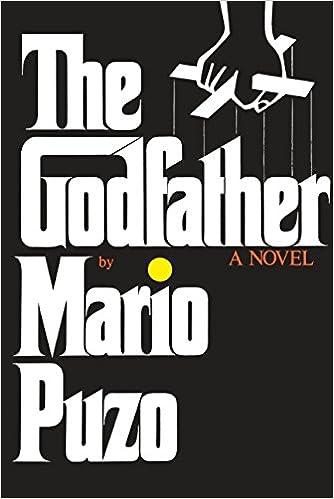 53048c7b Amazon.com: The Godfather (9780399103421): Mario Puzo: Books