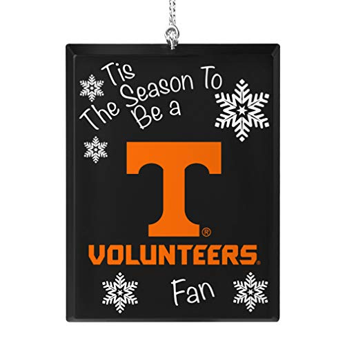 Topperscot Tennessee Volunteers Official NCAA Tis The Season Holiday Christmas Sign Ornament 675503 ()