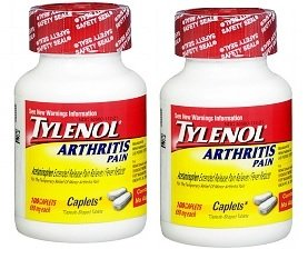 tylenol packages - 3