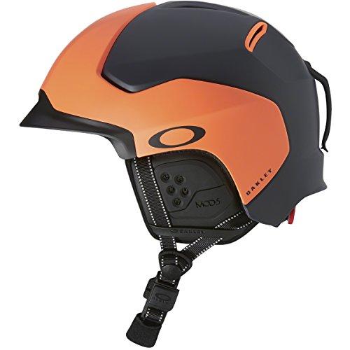 Oakley Mod5 Snow Helmet, Matte Neon Orange, - Oakleys Orange