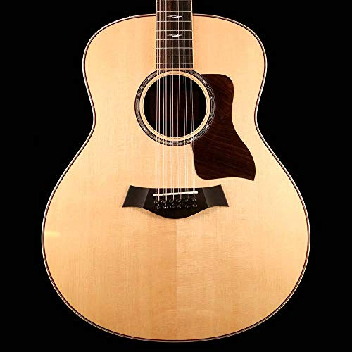 Taylor 858e Grand Orchestra 12-String - Natural Sitka Spruce ()