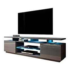 Living Room Meble Furniture Eva-K Modern 71″ TV Stand modern tv stands