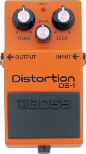 Boss Distortion Guitar Pedal