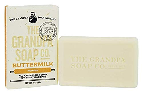 Grandpa Soap Co- Buttermilk (1.35 oz)