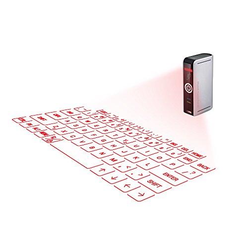I/O Magic Magictouch Bluetooth Virtual Laser Keyboard - Virtual The Keyboard