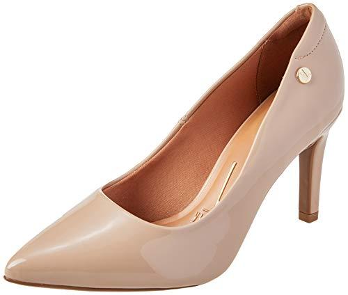 Sapatos Verniz Premium, Vizzano, Feminino, Bege, 36