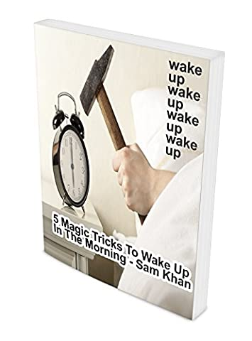 5 Magic Tricks To Wake Up In The Morning (Magic Morning)