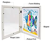 Art Frames for Wall and Tabletop Display with Front