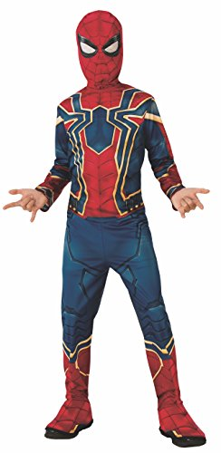 Rubie's Marvel Avengers: Infinity War Iron Spider Child's Costume, Small