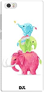 DailyObjects Candy Elephants Case For Xiaomi Mi5