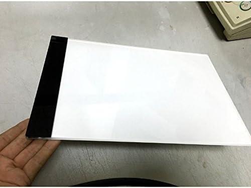 Satisfr Tablet luminoso a LED per disegnare 3 niveaux de luminosit/é super sottile A4 con USB