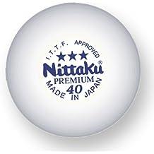 Nittaku Premium 3-Star Balls Celluloid