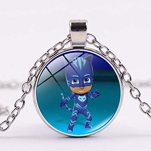 VIET FG 2018 Newest Movie Five Nights at Freddy's Action Figure Chica Freddy Necklace Alloy FNAF Foxy Toy Key Rings Birthday Gifts