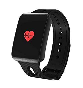 SmartWatch TF1 Water Resist IP68 Activity Tracker Fitness ...