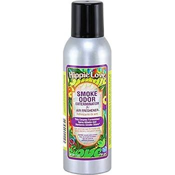 Amazon.com: Smoke Odor Exterminator Spray, Patchouli Amber ...